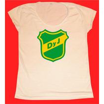 Remeras Modal Mujer Defensa Y Justicia,9 Diseños,camiseta