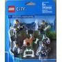 Lego City. Playset. Minifiguras. Policías Stock!!!!