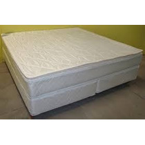Colchon Y Somier King Size (200 X 200)directo Fabrica