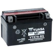 Bateria Yuasa Ytx7a Bs Styler 125 150 Vx 150 Rx150 Supernova