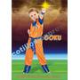 Disfraz Original Goku Dragon Ball Z Talle 3