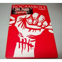 Postales Rocambole- Patricio Rey (14 Postales) Big Bang Rock