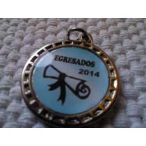 Medallas Egresados, Deportivas Personalizadas X 10 U 30 Mm