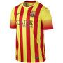 Camiseta Nike Barcelona Suplente 2013 - 2014