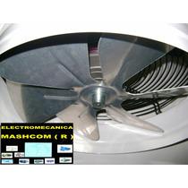 Extractor De Aire Reversible De 30 Cm *se Acepta Mercadopago