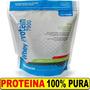 Proteina Gentech Whey 100 % X 500 Grs Aumentador Muscular !!