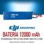 Bateria Dji 12000 Mah 6 Celdas Lipo 22v 25c S800 S1000 Drone