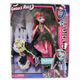 Monster High 30 Cm Deluxe C/luces Y Musica Superarticuladas!