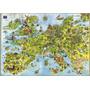 Rompecabezas Heye De 4000 Piezas: Degano: Dragones De Europa
