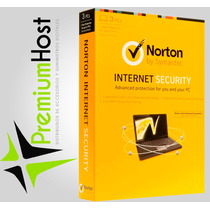 Norton Internet Security 2014 1año 3pc Original