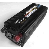 Inversor 3000w Ups 12v 220vca - Conversor 6000 Watts Pico