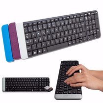 Teclado Logitech K230 Wireless Wifi Nano Compacto Pc