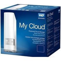 Wd My Cloud 6tb Disco Externo De Red, Nas. Harlempc