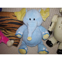 Hermoso Elefante De Peluche
