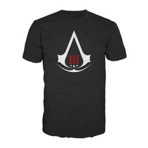 Remeras Videojuego Estampados Personalizados Assassins Creed