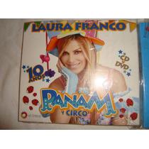 Panam Y Circo 10 Años Carlitos Bala Cd+dvd Nvo En Caballito