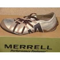 Zapatillas Merrell Relay Ballet Unico Par Num 35 Oferta