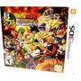 Dragon Ball Z: Extreme Butoden Nintendo 3ds-minijuegosnet