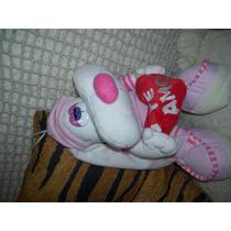 Dia De Los Enamorados Hermoso Conejo De Peluche