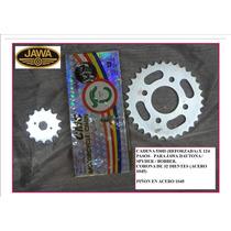 Kit De Transmision Para Moto Jawa Daytona / Spyder / Bobber