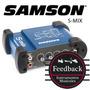 Samson S-mix - Mini Mixer 5 Entradas