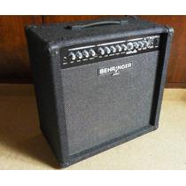 B E H R I N G E R - Behringer Vt50fx - Para Guitarra