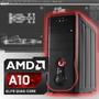Pc Computadora Diseño Juegos Amd 8gb 1tb Usb3 - En La Plata
