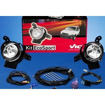 Kit Faros Auxiliares Ford Ecosport (2007 - 2012) - Vic