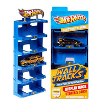 Repisa P/5 Autos Inclu. 1 Auto Hot Wheels Wall Tracks Jiujim