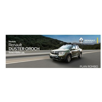 Duster Oroch Pick Up