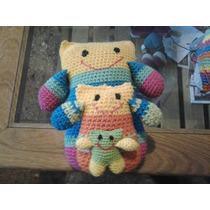 Amigurumi Muñeco Tejido Al Crochet
