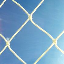 Red Cerramiento Perimetral Contencion Pelota Cancha Futbol