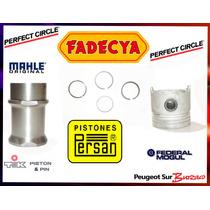 Conjunto De Motor Peugeot 504 1.6 Gl Fadecya