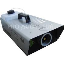 Maquina De Humo Mlb Ab1200 Watts Control Inalambrico Video