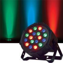 Par 18 Led Alta Luminosidad Rgb Audioritmico By Tecno Cooler