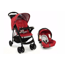 Coche Cuna Travel System Graco Mirage Plus Con Huevito