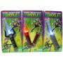 Tortugas Ninja Armas De Juguete Con Luz A Pilas