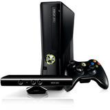 Xbox 360 Slim-flasheada Rgh 4gb+220v+c/kinect+sensor+regalos