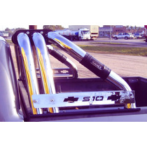 Avance Barra Antivuelco Pintada Volswagen Amarok2010 211160