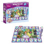 Puzzle Interactivo Quiz - Sofia Y Doctora Juguetes - Disney