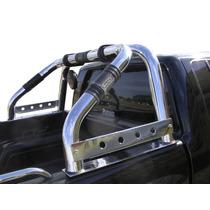 Avance Barra Antivuelco Cromada Volswagen Amarok 211062