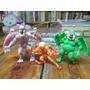 Muñecos Tres Gargolas
