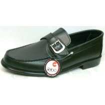 Mocasines Zapatos Cuero Vacuno Suela Febo Cosida