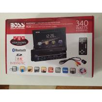 Stereo Boss Bvb9967rc 340w + Bluetooth + Pantalla 7 Tactil