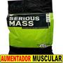 Serious Mass 12 Lbs Optimum Nutrition Ganador De Peso Extrem
