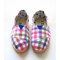 Alpargatas Zapatillas De Moda - Varios Diseños