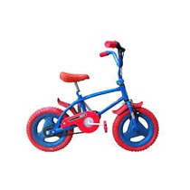 Bicicleta Rod 12 Con Rueditas Estabilizadoras- Varon Y Nena