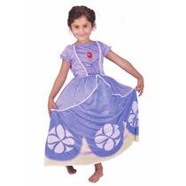 Disfraz De Princesa Sofia Disney Princ Juguetería El Pehuén