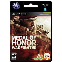 Medal Of Honor Warfighter Juego Ps3 Store Microcentro