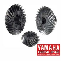 Kit De Engranajes Originales Para Motores Yamaha 4 Y 5hp 2 T